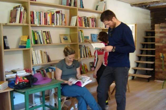 Multimedijalna knjižnica u Vukomeriću