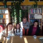 Druženje sa učenicima iz OŠ Rovišće