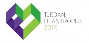 Tjedan filantropije logo FIN